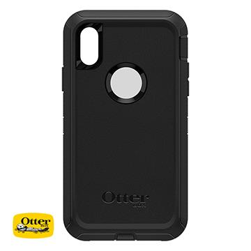 【iPhone XR】OtterBox Defender防摔殼 - 黑色