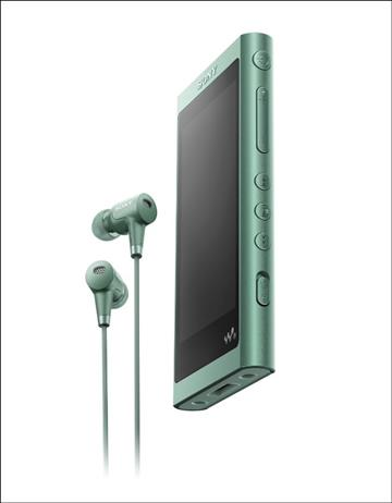 SONY NW-A56HN 32G(綠)MP3