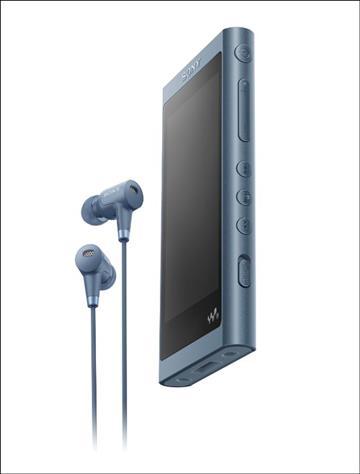 SONY NW-A56HN 32G(藍)MP3