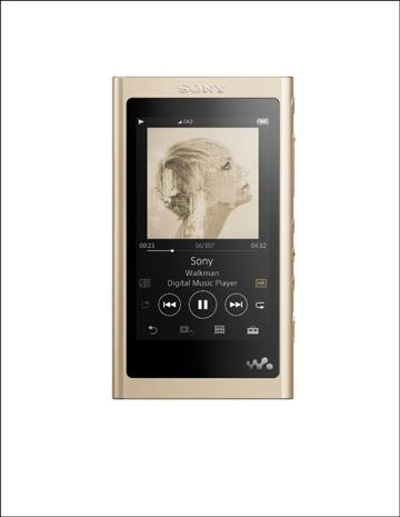 SONY NW-A57 64G(金)MP3