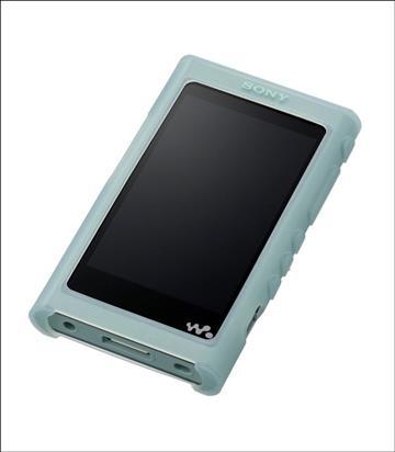 SONY A50系列 MP3專用皮套(綠)