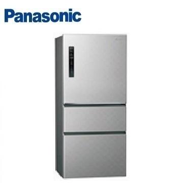Panasonic 500公升三門變頻冰箱 NR-C500HV-S(銀河灰)