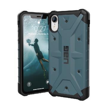 【iPhone XR】UAG 耐衝擊保護殼 - 藍色