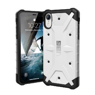 【iPhone XR】UAG 耐衝擊保護殼 - 白色