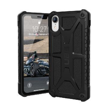 【iPhone XR】UAG 頂級版耐衝擊保護殼 - 極黑