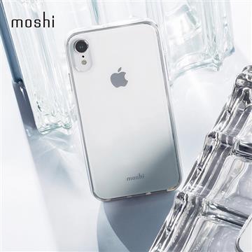 【iPhone XR】Moshi Vitros 超薄透亮背殼 - 透明