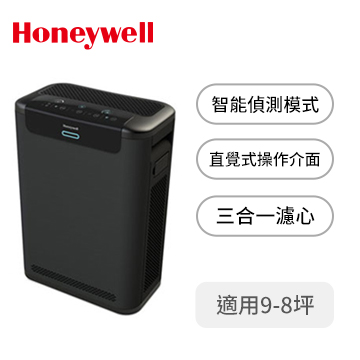 Honeywell 9-18坪超智能抗菌空氣清淨機 HPA600BTW
