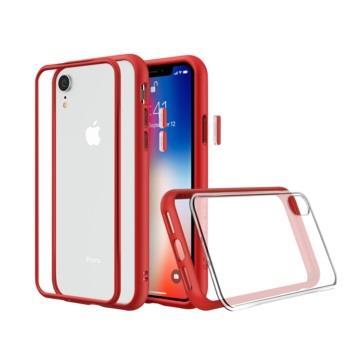 【iPhone XR】犀牛盾 RHINO SHIELD Mod NX防摔手機殼 - 紅色