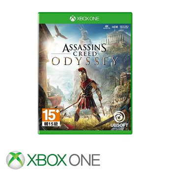 XBOX ONE 刺客教條 奧德賽 Assassin's Creed Odyssey - 中文版