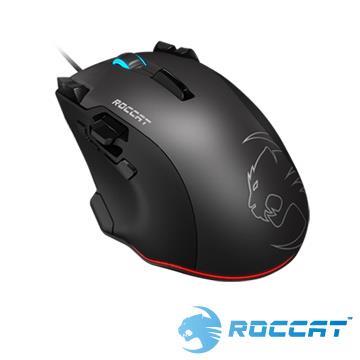 ROCCAT Tyon雷射電競滑鼠-黑