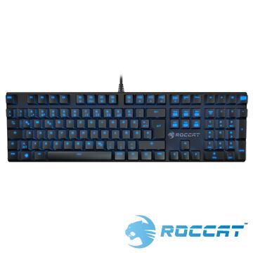 ROCCAT SUORA 電競鍵盤(青軸中文)