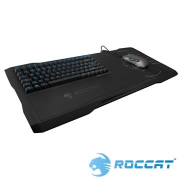 ROCCAT Sova電競鍵盤(茶軸英文)