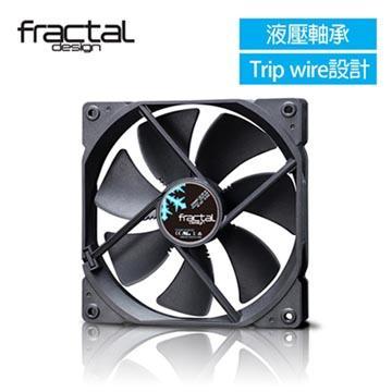 瑞典Fractal Design X2 GP-14 靜音風扇-黑