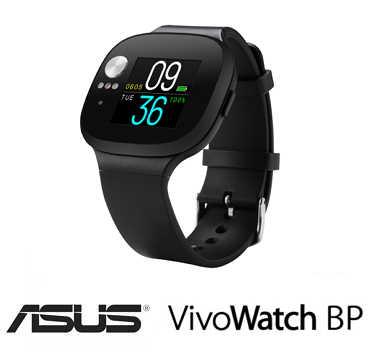 【福利品】ASUS VivoWatch BP 健康智慧手錶