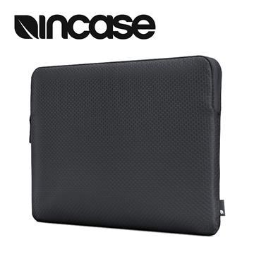 【13吋】Incase Slim 蜂巢格紋筆電內袋 - 黑色