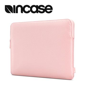 【13吋】Incase Slim 蜂巢格紋筆電內袋 - 玫瑰金