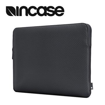 【15吋】Incase Slim 蜂巢格紋筆電內袋 - 黑色
