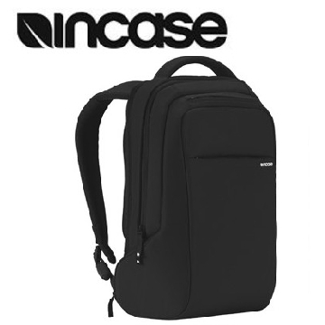 Incase ICON Slim Pack 15吋 筆電後背包-黑 CL55535
