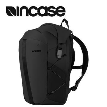 【15吋】Incase AllRoute Rolltop後背包 - 黑色