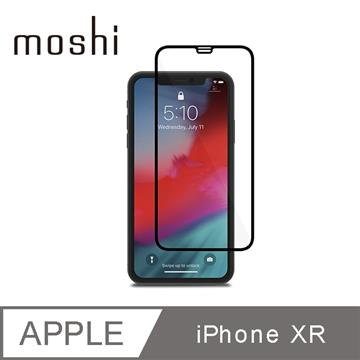 【iPhone XR】Moshi IonGlass 3D滿版強化玻璃保貼