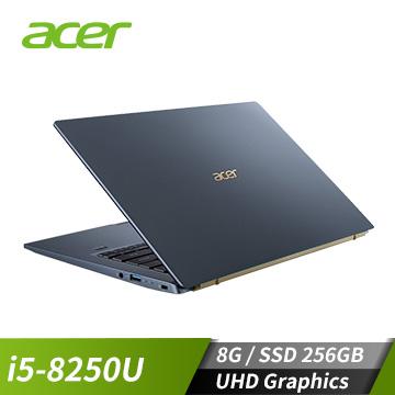 (福利品)ACER宏碁 Swift 5 筆記型電腦(i5-8250U/UDH620/8G/256G SSD)