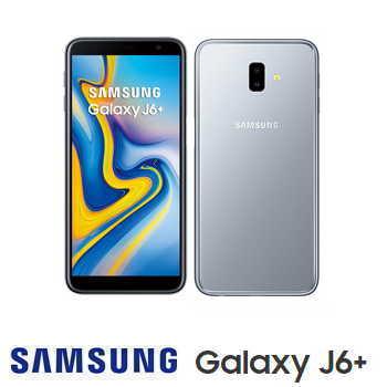【4G / 64G】SAMSUNG Galaxy J6+ 6吋智慧型手機 - 紫灰