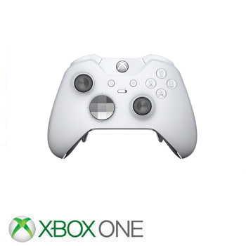 【特別版】XBOX ONE Elite 菁英無線控制器 - 白色