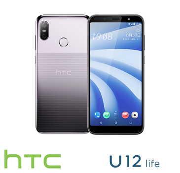 【4G / 64G】HTC U12 Life 6吋雙鏡頭智慧型手機 - 暮光紫