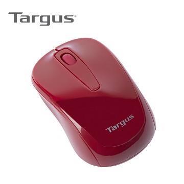 Targus W600光學無線滑鼠-艷紅