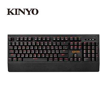 KINYO GKB-2100青軸機械鍵盤 GKB-2100