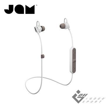 JAM Live Loose運動藍牙耳機-白