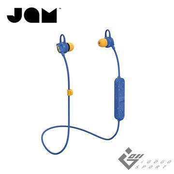 JAM Live Loose運動藍牙耳機-藍