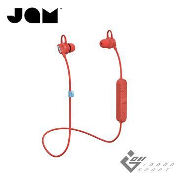 JAM Live Loose運動藍牙耳機-紅