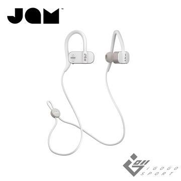 JAM Live Fast運動藍牙耳機-白