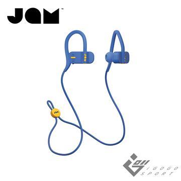 JAM Live Fast運動藍牙耳機-藍