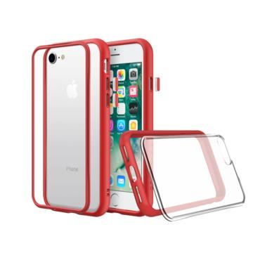犀牛盾 iPhone 8 Mod NX防摔手機殼-紅