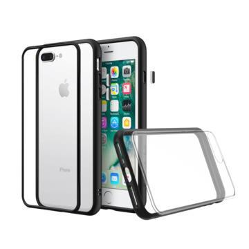 犀牛盾 iPhone 8+ Mod NX防摔手機殼-黑