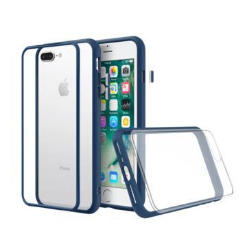 犀牛盾 iPhone 8+ Mod NX防摔手機殼-雀藍
