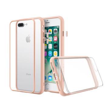 犀牛盾 iPhone 8+ Mod NX防摔手機殼-櫻花粉