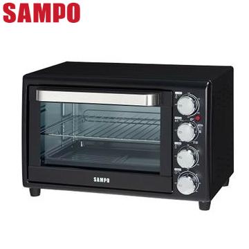 聲寶30L電烤箱