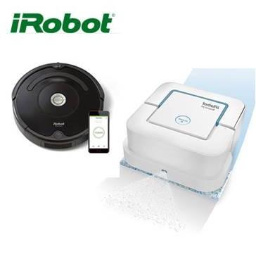 iRobot 吸拖組合