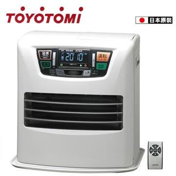 TOYOTOMI 智能偵測遙控型煤油暖爐