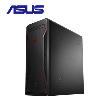 【福利品】華碩Asus FX10CP 桌上型電腦(i5-8400/GT1030/8GD4/128G+1T/W10)