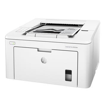 【福利品】HP LaserJet Pro M203DW黑白雷射印表機