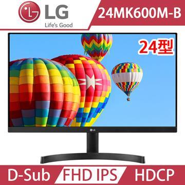LG 24MK600M-B 24型 液晶顯示器