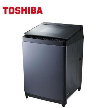 TOSHIBA 16公斤雙渦輪超變頻洗衣機