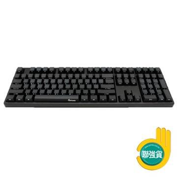 Ducky Zero 3108機械式電競鍵盤-側印茶軸