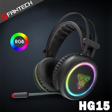 FANTECH HG15 7.1環繞立體聲電競耳機