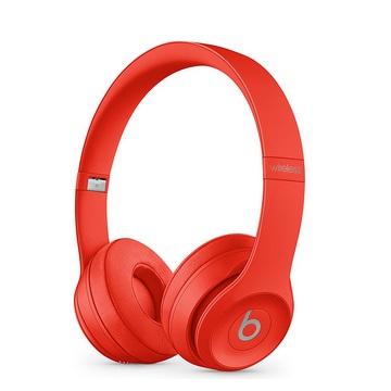 Beats Solo3 耳罩式無線耳機-紅(PRODUCT)