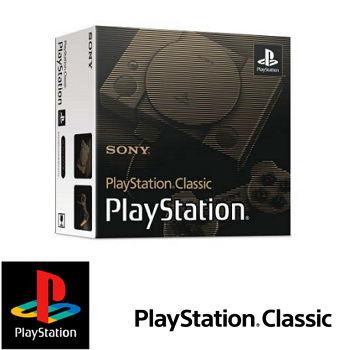 【限量版】PlayStation Classic迷你遊戲主機 SCPH-1000RH